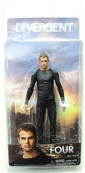 NECA Divergent Movie Figure Four 7 inch