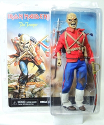 NECA Iron Maiden 8 inch Trooper Figure NECA, Iron Maiden, Action Figures, 2014, rock, rock