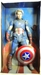 NECA Avengers 1/4 scale Captain America (unmasked & battle damaged) - 7308-7312CCHMAY
