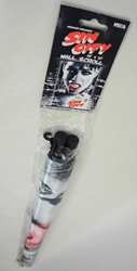 NECA Sin City Gail Wall Scroll 22x33 NECA, Sin City, Action Figures, 2005, crime, comic book