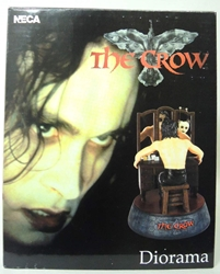NECA The Crow Transformation Diorama - Resin Statue NECA, The Crow, Statues, 2002, fantasy, movie