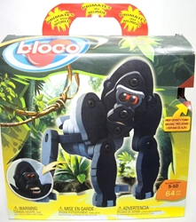 Bloco Toys Building Set - Gorilla (64 foam pieces) Bloco Toys, Bloco, Legos & Mega Bloks, 2010