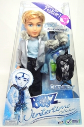 Bratz Boyz Wintertime Collection Cameron Doll MGA, Bratz, Dolls, 2008, fashion, toy