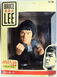 Round 5 Titan Collectibles Bruce Lee 5 inch figure Round 5, Bruce Lee, Action Figures, 2011, warriors