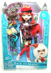 Bratzillaz Back to Magic - Jade J`Adore doll