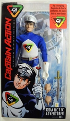 Captain Action Arctic Adventurer Action Figure