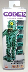 Codee Monsters Zombie (green) - As Seen on TV Techno Source, Codee, Legos & Mega Bloks, 2012
