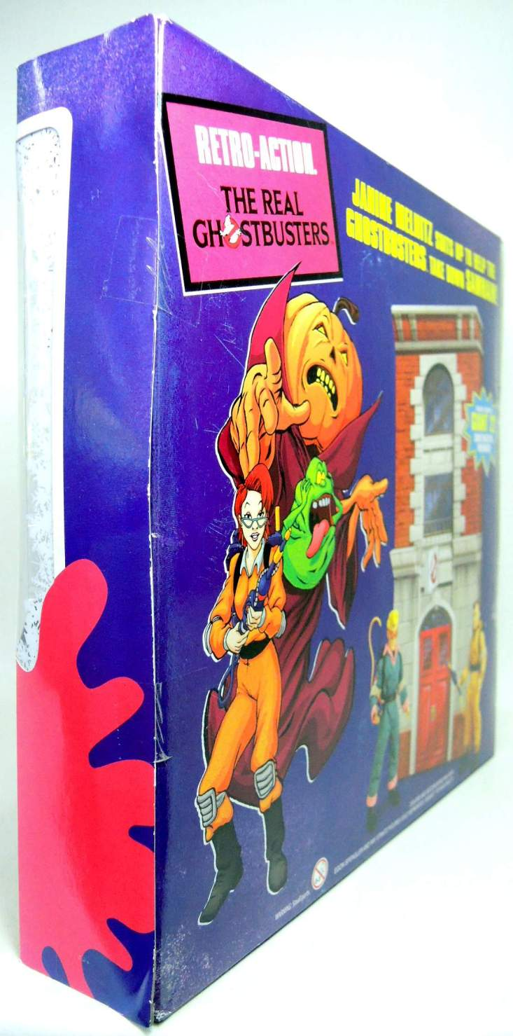 Mattel The Real Ghostbusters 8 inch 2-pack Janine & Samhain - 7467-7465CCCYUU