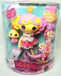 Lalaloopsy Lala-Oopsies 14 inch Princess Juniper Doll