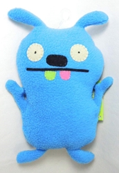 Uglydoll Little Uglys 7 inch plush - Tutulu (blue) Pretty Ugly, Uglydoll, Plush, 2011, cute animals