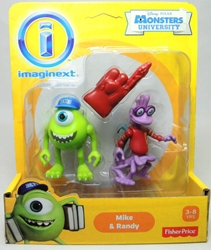 Fisher-Price Imaginext Monsters University 2.7 inch Mike & Randy