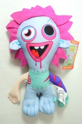 Moshi Monsters - Small Plush - Zommer Spin Master, Moshi Monsters, Plush, 2011, cute animals, video game