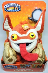 Skylanders 10 inch plush Portal of Power - Trigger Happy Just Play, Skylanders, Plush, 2012, fantasy, video game