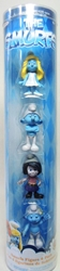Smurfs 2.5 inch Figures 4-pack Jakks, Smurfs, Action Figures, 2013, animated, cartoon, movie