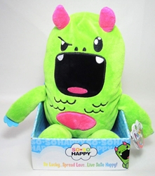 So So Happy 10 inch plush - Tribe (green)