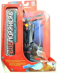 SwimWays Submorphers Transforming Sub (black & red) SwimWays, Submorphers, Action Figures, 2012, scifi