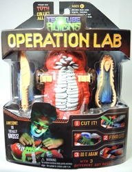 Test Tube Aliens Operation Lab - Tuth (red)