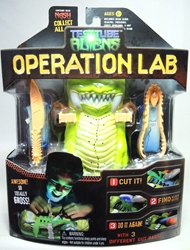 Test Tube Aliens Operation Lab - Nash (green)