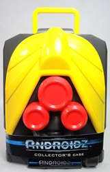 Androidz Collectors Case Toy Quest, Androidz, Action Figures, 2010, robots, online site