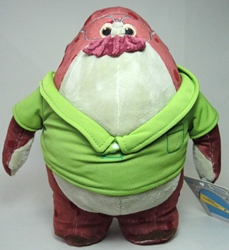 Disney Pixar Monsters University plush - Don Carlton 10.5 inch Disney Pixar, Monsters University, Plush, 2013, kidfare, movie