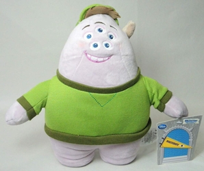 Disney Pixar Monsters University plush - Squishy 10.5 inch Disney Pixar, Monsters University, Plush, 2013, kidfare, movie