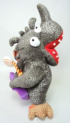 Ooky Kooky Spooky plush - Candy Monster Commonwealth, Ooky Kooky Spooky, Plush, 2001, halloween
