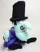 Rocky & Bullwinkle & Friends plush - Snidely Whiplash - 7687-7682CCCFHM