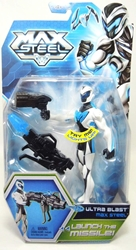 Max Steel - Ultra Blast Max Steel 6 inch Figure Mattel, Max Steel, Action Figures, 2013, adventure