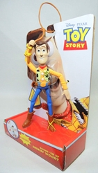 Toy Story Deluxe Round Em Up Sheriff Woody Figure Mattel, Toy Story, Action Figures, 2013, animated, movie
