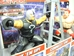 WWE Power Slammers 2-pack Rey Mysterio vs Sheamus - 7802-7796CCCMCC