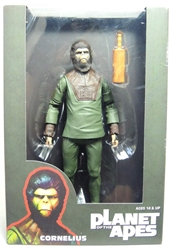 NECA Planet of the Apes Classic Series 1 Cornelius NECA, Planet of the Apes, Action Figures, 2014, scifi, movie