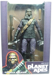 NECA Planet of the Apes Classic Series 1 Gorilla Soldier