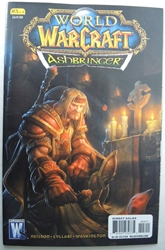 World of Warcraft Ashbringer #3 of 4 comicbook