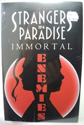 Strangers in Paradise Immortal Abstract Studio, Strangers in Paradise, Comic Books, 1998, family, comic book