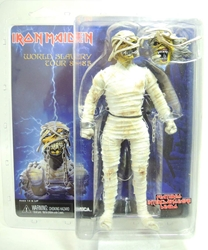 NECA Iron Maiden 8 inch Mummy Eddie Figure NECA, Iron Maiden, Action Figures, 2014, rock, rock