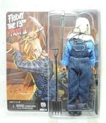 NECA Friday the 13th 8 inch Clothed figure - Jason NECA, Friday the 13th, Action Figures, 2014, horror, halloween, movie