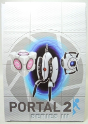 NECA Wizkids Portal 2 Series III Blind Box 12-pack countertop display NECA, Portal, Action Figures, 2014, scifi, video game