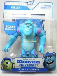 Monsters University Scare Students Sulley Spin Master, Monsters University, Action Figures, 2013, kidfare, movie