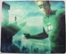 Green Lantern mouse pad - Ryan Reynolds as the Green Lantern - 7978-7977CCCVUG