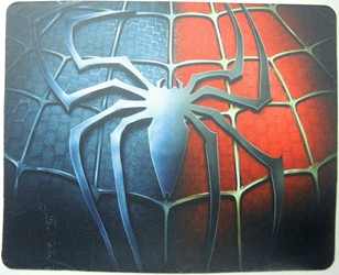 Spider-Man mouse pad - Spider-Man logo (color) China, Spider-Man, Mouse Pads, 2015, superhero, comic book