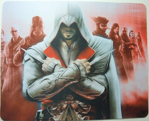 Assassins Creed mouse pad - Ezio
