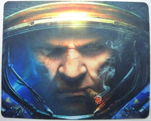 Starcraft mouse pad - Astronaut China, Starcraft, Mouse Pads, 2015, scifi, video game