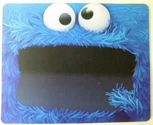 Sesame Street mouse pad - Cookie Monster China, Sesame Street, Mouse Pads, 2015, easter