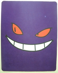 Pokemon mouse pad - Gengar China, Pokemon, Mouse Pads, 2015, animated, game