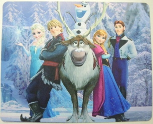 Frozen mouse pad - Group photo China, Frozen, Mouse Pads, 2015, kidfare, movie