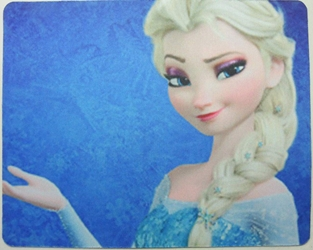 Frozen mouse pad - Frozen China, Frozen, Mouse Pads, 2015, kidfare, movie