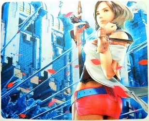 Final Fantasy XII mouse pad - The lovely Ashelia B`nargin Dalmasca China, Final Fantasy, Mouse Pads, 2015, scifi, fantasy, video game