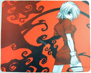 Hellsing mouse pad - Seras sees red China, Hellsing, Mouse Pads, 2015, vampires, japan