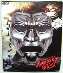 NECA 300 Life Size Prop Replica Immortal Mask NECA, 300, Action Figures, 2007, historical, movie