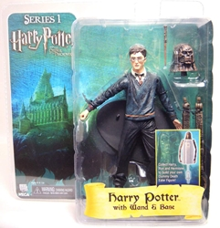 NECA Harry Potter Order of the Phoenix - Harry Potter figure NECA, Harry Potter, Action Figures, 2007, fantasy, book